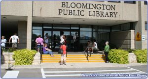 Bloomington Library Summer Reading Program